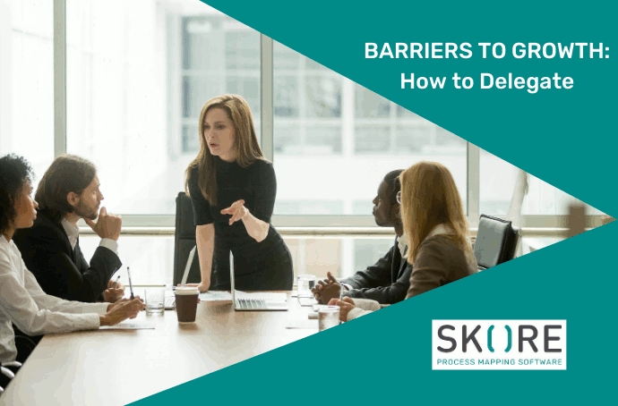 How to delegate by Skore