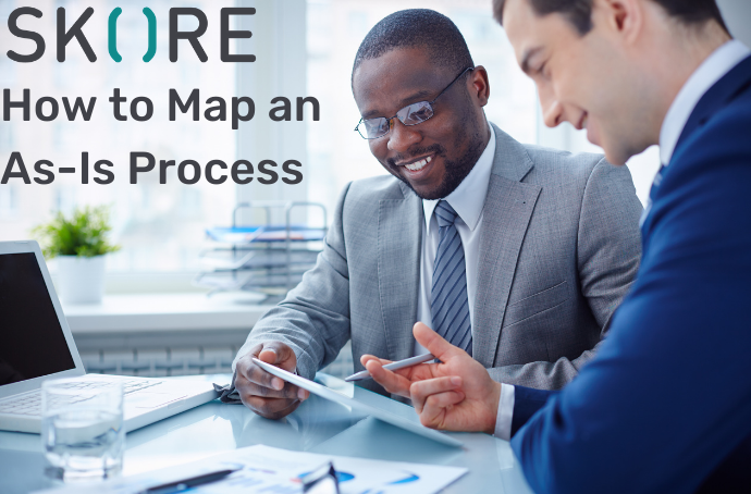 How to Map an As-Is Process