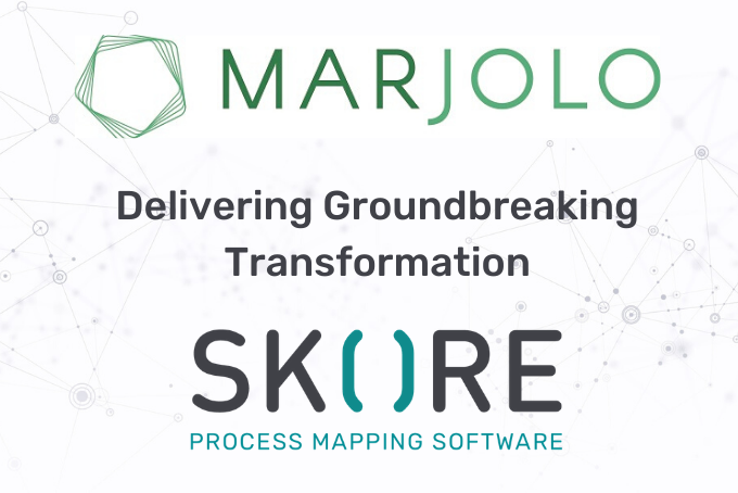 Skore & Marjolo – deliver ground breaking business transformation.
