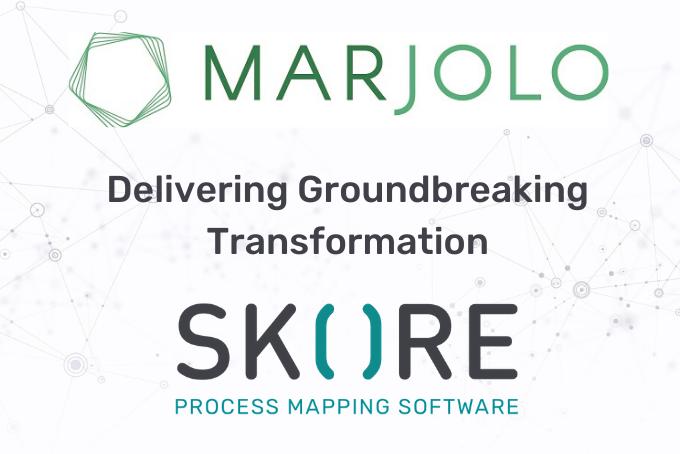 Skore Marjolo logos