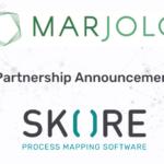 Marjolo Logo Skore Logo