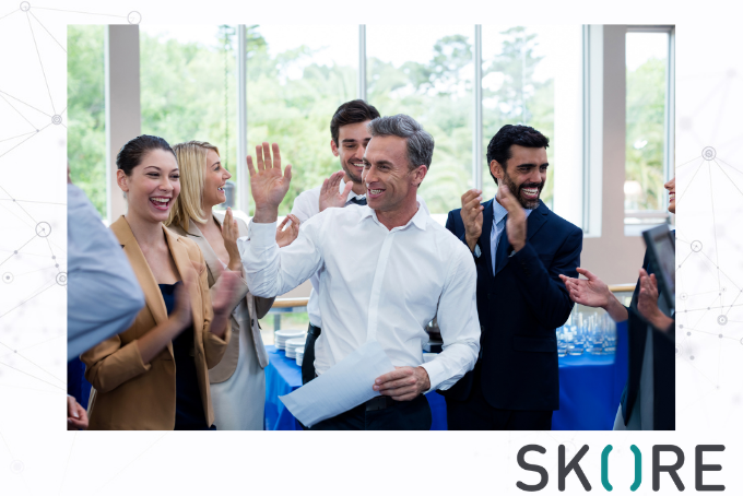 Using Skore to Deliver the People Side of Change Management.