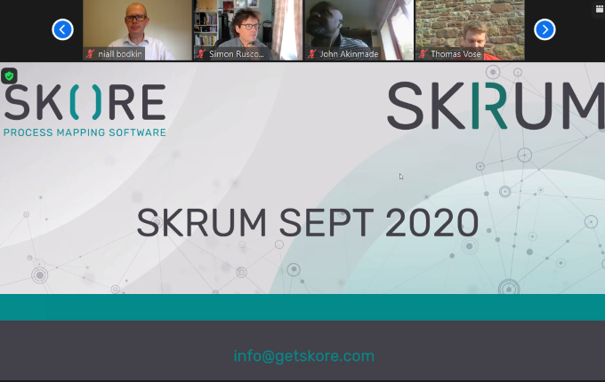 Skrum September Event