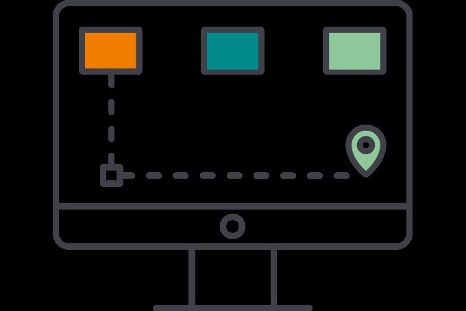 process in screen